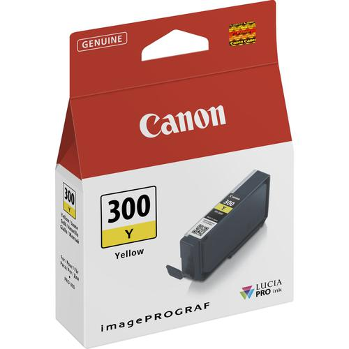 CANON 4196C001 PFI300Y YELLOW