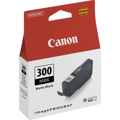 CANON 4192C001 PFI300MBK MATTE BLACK