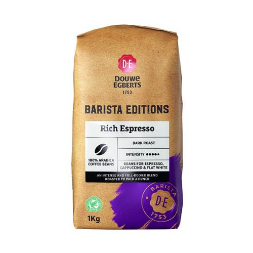 Douwe Egberts Barista Edition Rich Espresso Blend 1kg 4070188