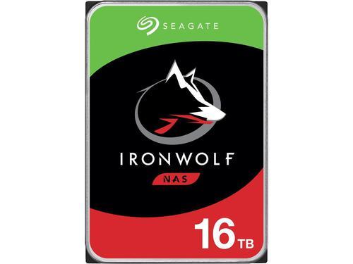 HDD Internal 16TB IronWolf SATA 3.5in
