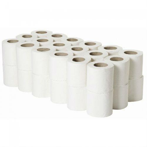 ValueX White Toilet Rolls (Pack 36)
