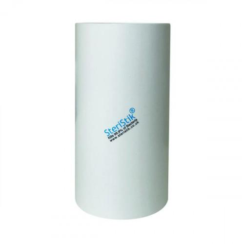 Deflecto SteriStik Antimicrobial Film Roll 330mmx25m Clear