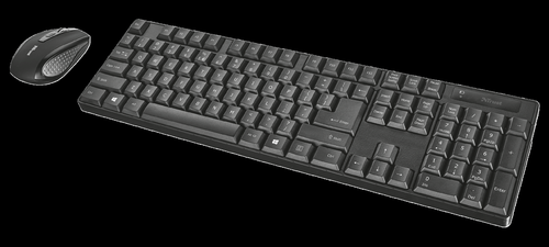 XIMO Wireless Keyboard and Mouse UK
