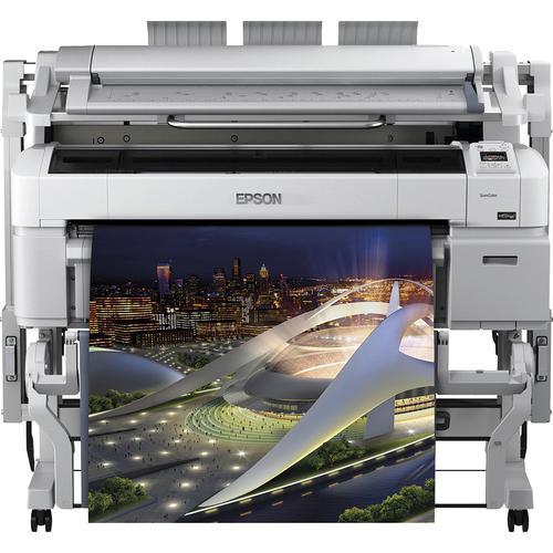 Epson SCT5200 MFP HDD A0 LFP Printer