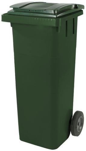 ValueX Wheelie Bin Green 140L