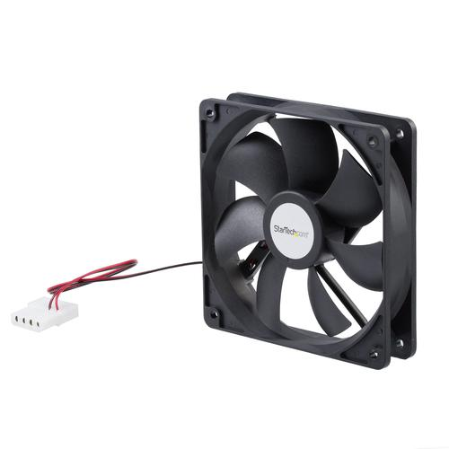 120x25mm PC Case Fan with LP4 Connector