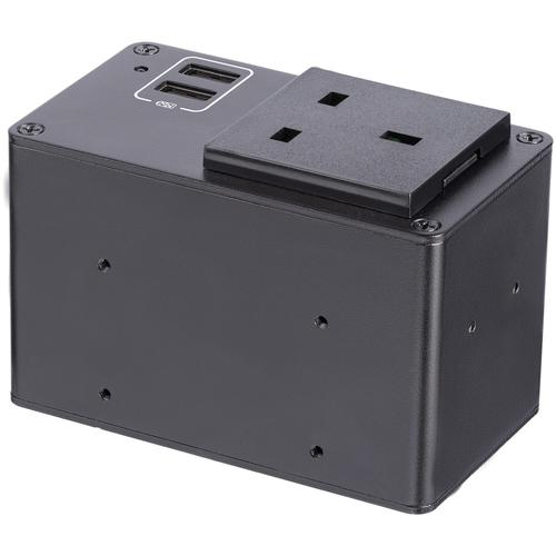 Power Outlet Module for Connectivity Box