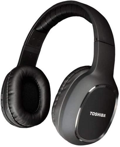 BT160H Bluetooth Headphones Black