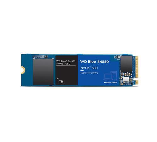 1TB Blue SN550 PCIe NAND M.2 Int SSD