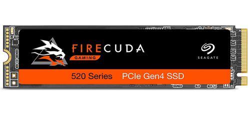 1TB FireCuda 520 PCIe NVMe M.2 Int SSD