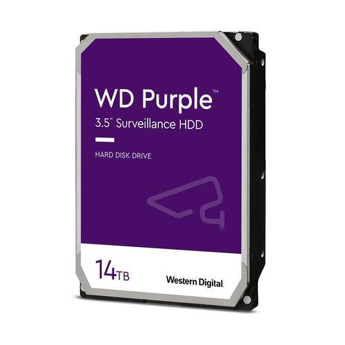 14TB WD Purple SATA 3.5in Int HDD