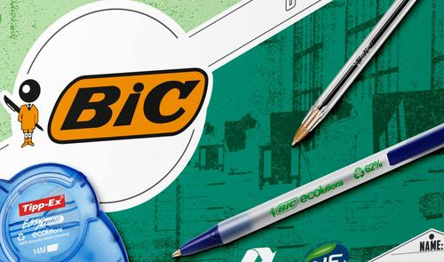Bic Eco B2B Office Kit 9 pieces