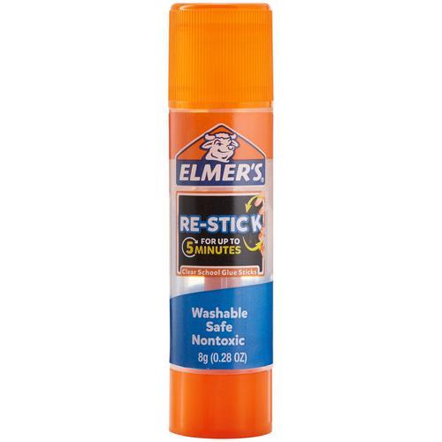Elmers Re-Stick 8g Glue Stick PK10