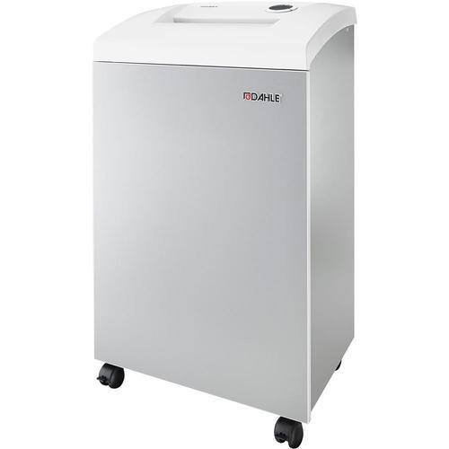 Dahle Professional Office Clean Air Cross Cut Shredder 100 Litre 24-26 Sheet Grey D46413869