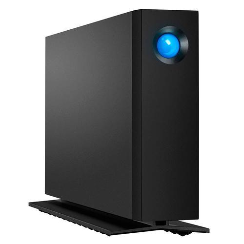 14TB D2 Professional USB C Ext HDD Black