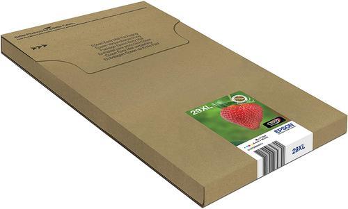 Epson 29Xl Multi Pack Xl Black Cmy Easymail