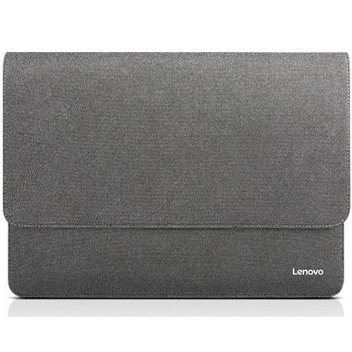 Lenovo 14 Inch Laptop Ultra Slim Sleeve for Notebooks and Detachable Laptops Grey Durable Design Magnetic Fastening
