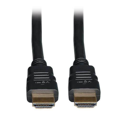 Tripp Lite Standard Speed HDMI Cable with Ethernet Digital Video with Audio 50ft
