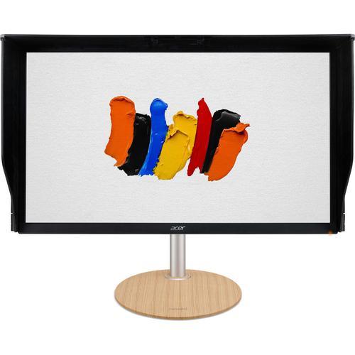 Acer ConceptD CP5271UV 27 Inch 3840 x 2160 QHD 170Hz 1ms Async USB C HDMI DP MM HA LED Monitor