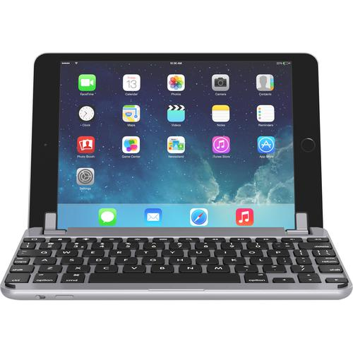 Brydge 7.9 Inches QWERTY English Bluetooth Wireless Keyboard for Apple iPad Mini 1st 2nd and 3rd Generation