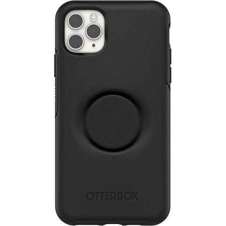 OtterBox Pop Symmetry Series Phone Case for Apple iPhone 11 Pro Max Bl