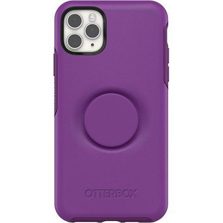 OtterBox Pop Symmetry Series Phone Case for Apple iPhone 11 Pro Max Pu