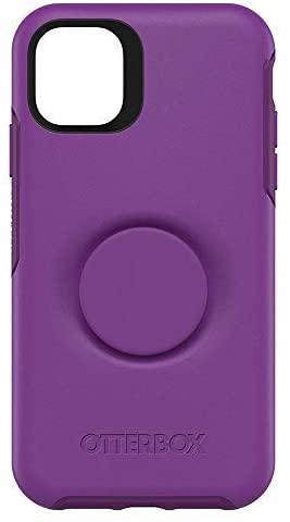OtterBox Pop Symmetry Series Phone Case for Apple iPhone 11 Purple Lol
