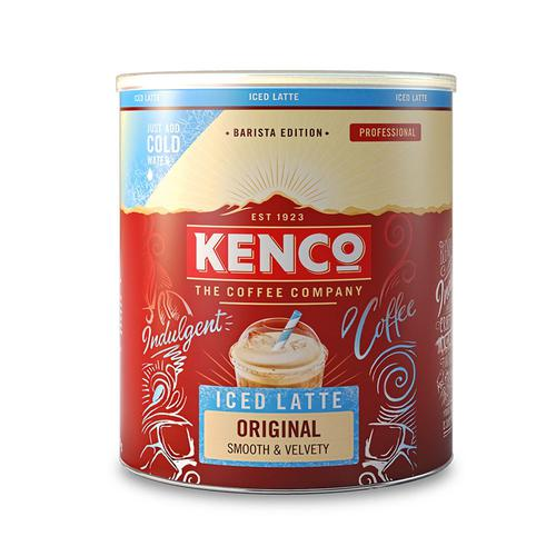 Kenco Iced Latte Instant Coffee 1.2Kg 4070067