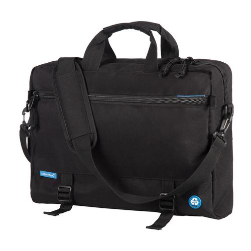 Lightpak ECO 3 in 1 Laptop Bag Made From Recycled PET Black 46201