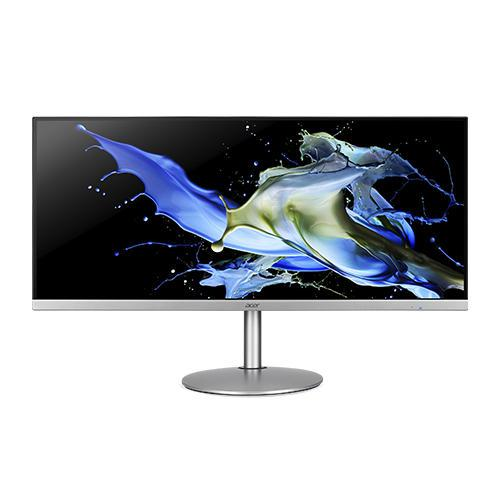 Acer CB342CKCsmiiphuzx 34 Inch 3440 x 1440 Resolution UWQHD 1ms Freesync DisplayPort HDMI LED Monitor