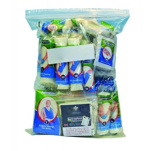 Astroplast Large First Aid Kit Refill