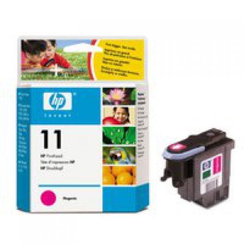 HP C4812A 11 Magenta Printhead 8ml