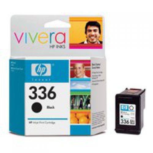 HP C9362E 336 Black Ink 5ml