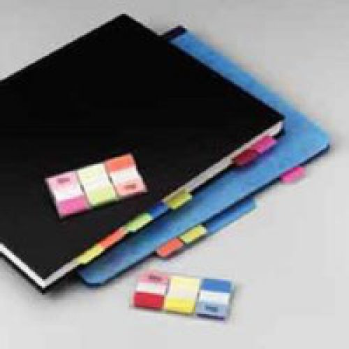 Post-it Strong Index Rd/Yw/Bl 686-RYB