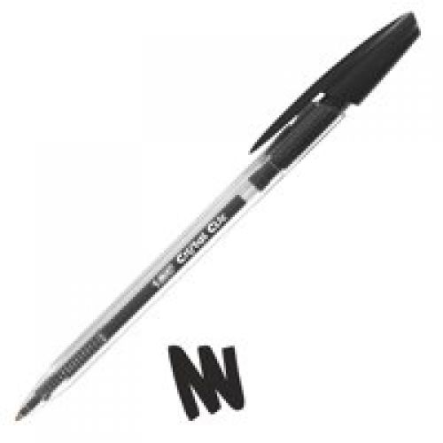 Bic Cristal Clic Retractable Ball Pen 1.0mm Pk20
