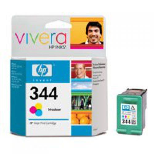 HP C9363E 344 Tricolour Ink 14ml