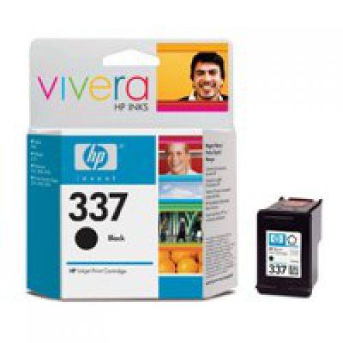 HP C9364E 337 Black Ink 11ml