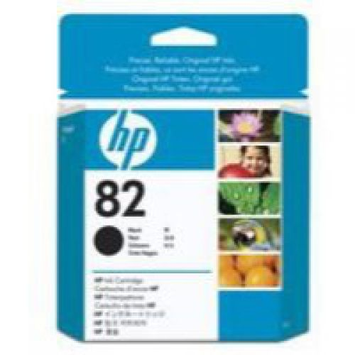 HP CH565A 82 Black Ink 69ml