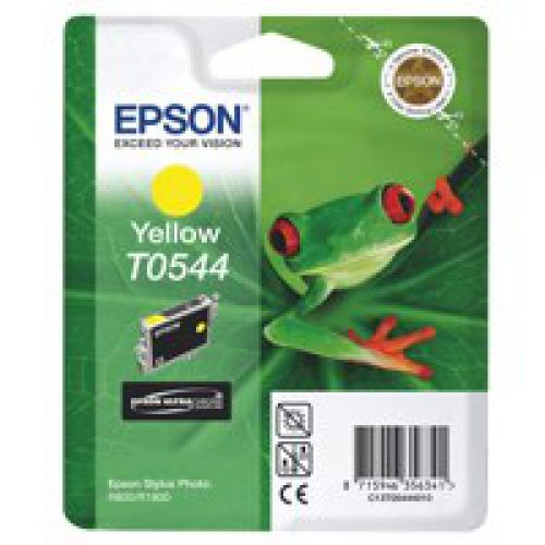 Epson C13T05444010 T0544 Yellow Ink 13ml