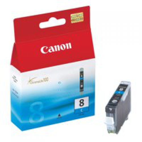 Canon 0621B001 CLI8 Cyan Ink 13ml