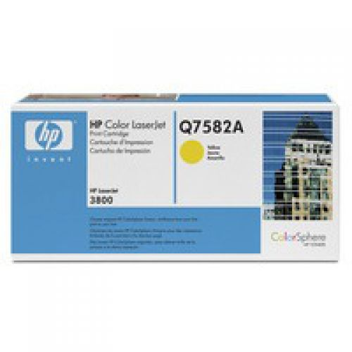 HP Q7582A 503A Yellow Toner 6K