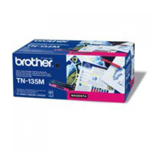 Brother TN135M Magenta Toner 4K