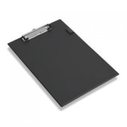 Image for Rapesco Standard Clipboard A4 Foolscap Black VSTCB0B3