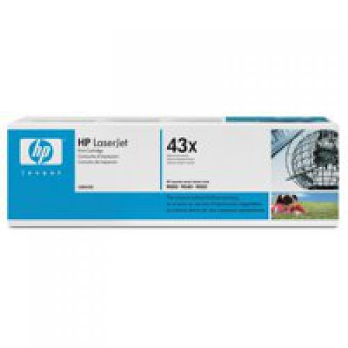 HP C8543X 43X Black Toner 30K