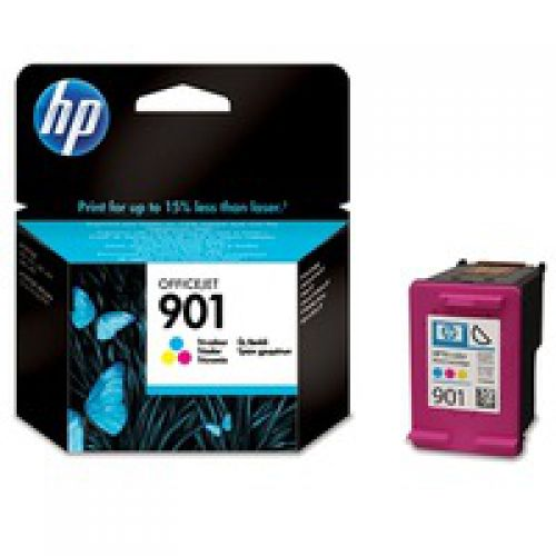HP CC656A 901 Tricolour 9ml