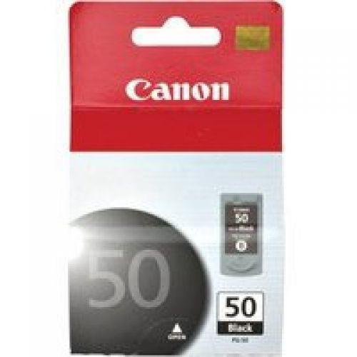 Canon 0616B001 PG50 Black Ink 22ml
