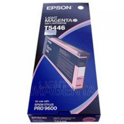 Epson C13T544600 T5446 Light Magenta Ink 220ml