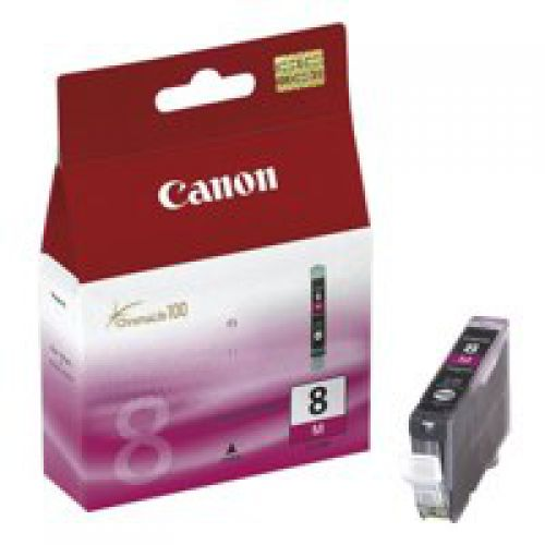 Canon 0622B001 CLI8 Magenta Ink 13ml