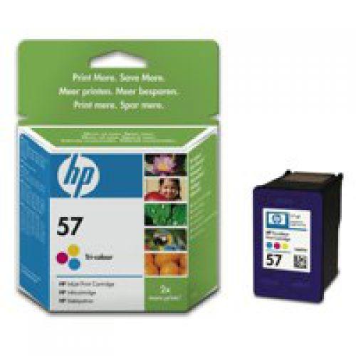 HP C6657A 57 Tricolour Ink 17ml