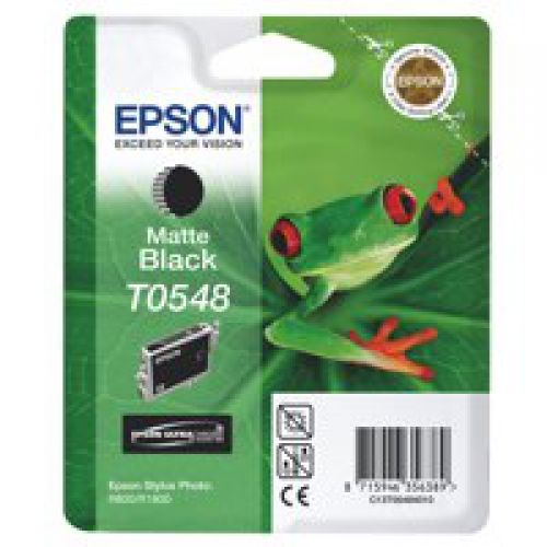 Epson C13T05484010 T0548 Matte Black Ink 13ml